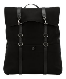 Mismo | Buckle Backpack Nylon/Leather