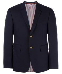 Thom Browne | Two Button Blazer 3 Wool/Cupro