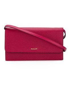 Bally | Flap Crossbody Bag Leather