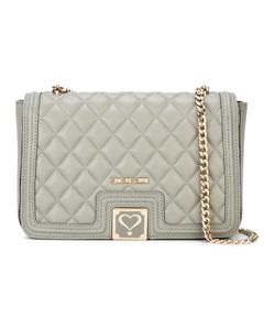 Love Moschino   Quilted Shoulder Bag Polyurethane