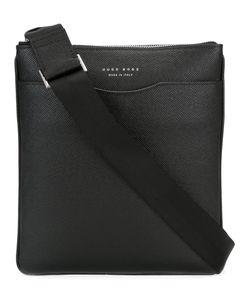 Hugo | Minimal Messenger Bag Calf Leather/Polyester