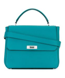 Bally | Flip Lock Tote Leather