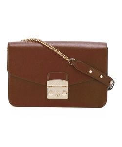 Furla | Envelope Flap Bag With Tone Shoulder Chain