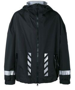 Moncler x Off-White | Printed Parka Jacket 3 Polyamide
