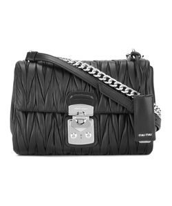 Miu Miu | Textured Cross Body Bag