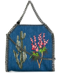 Stella Mccartney | Falabella Embroide Western Tote Polyester/Cotton