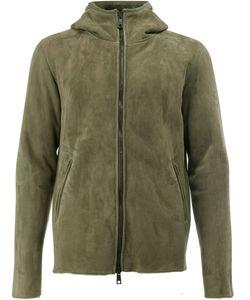 Giorgio Brato | Куртка На Молнии С Капюшоном