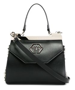 Philipp Plein | Shoulder Bag Calf Leather/Polyester