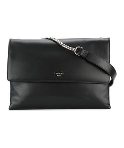 Lanvin | Sugar Shoulder Bag Lamb Skin/Cotton