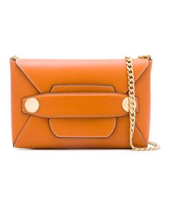 Stella Mccartney | Stitch Detail Shoulder Bag Artificial