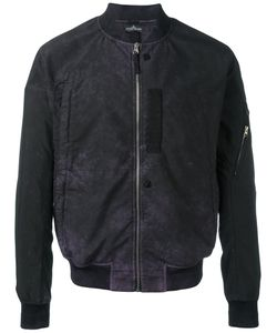 STONE ISLAND SHADOW PROJECT | Degradé Bomber Jacket Medium