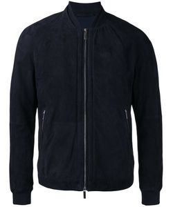 Boss Hugo Boss | Bomber Jacket 56 Leather/Polyamide/Spandex/Elastane/Cotton