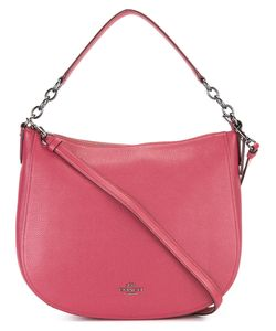 COACH | Adjustable Strap Tote Leather