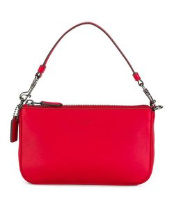 COACH | Top Handle Mini Tote Calf Leather