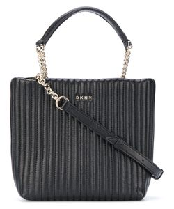 DKNY | Quilted Pinstripe Tote