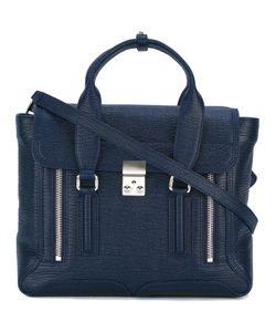 3.1 Phillip Lim | Medium Pashli Satchel Calf Leather/Cotton