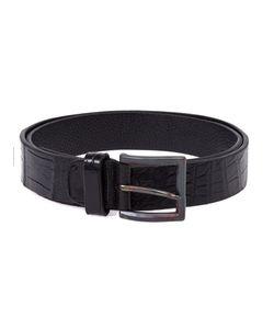 SCUNZANI IVO | Alligator Leather Belt Unisex