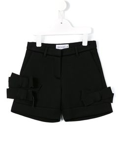 Simonetta | Bow Appliqué Shorts 8 Yrs