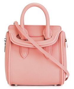 Alexander McQueen | Mini Heroine Tote Calf Leather