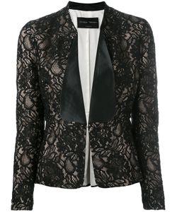Christian Pellizzari | Lace Flared Jacket Size