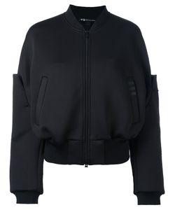Y-3 | Zipped Bomber Jacket Xs Polyester/Spandex/Elastane