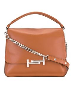 Tod'S | Double T Shoulder Bag Leather