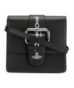 Vivienne Westwood | Small Alex Crossbody Bag Leather/Metal