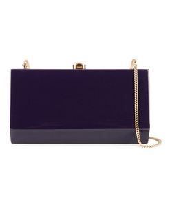 ROCIO | Adele Clutch Wood
