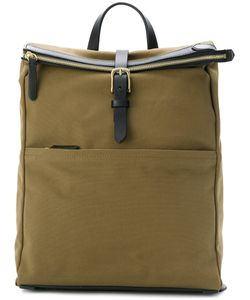 Mismo | Buckle Detailed Backpack Men One