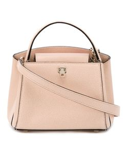 Valextra | Micro Brera Shoulder Bag Calf Leather