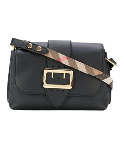 Burberry | Buckled Flap Shoulder Bag