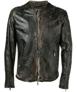 Giorgio Brato | Biker Jacket Size 48