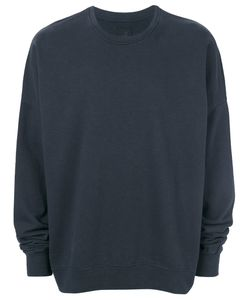THOM KROM | Back Tag Loose-Fit Sweatshirt Men