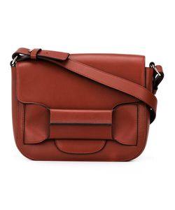Tila March | Ali Crossbody Bag Leather/Cotton