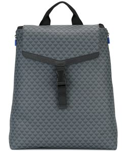 Emporio Armani | Logo Print Backpack