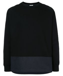 En Route | Contrast Panel Sweatshirt Men