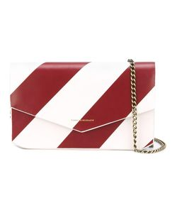 Tammy & Benjamin | Striped Cross-Body Bag Leather