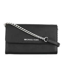 Michael Michael Kors | Jet Set Travel Crossbody Bag Leather