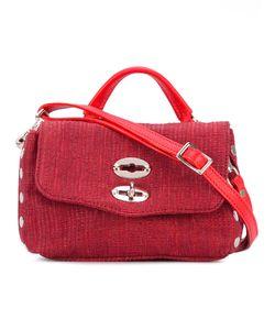 ZANELLATO | Tote Bag Cotton/Calf Leather/Metal Other