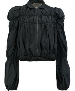 Giambattista Valli | Легкая Куртка С Присборенной Отделкой