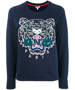 Kenzo | Tiger Print Sweatshirt Xl Cotton/Polyester