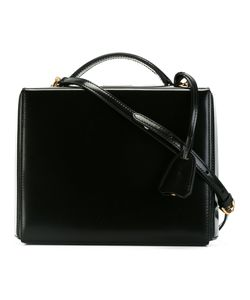 Mark Cross | Classic Box Shoulder Bag