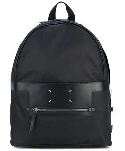 Maison Margiela   Классическая Рюкзак С Кожаными Панелями