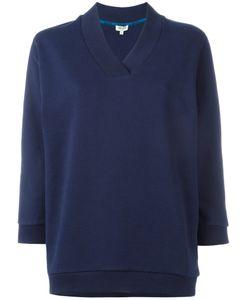 Kenzo   Cropped Sleeve Sweatshirt