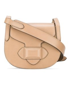 Michael Kors | Saddle Crossbody Bag Leather/Suede