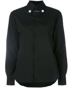 Comme Des Garçons Noir Kei Ninomiya | Рубашка С Фигурным Вырезом