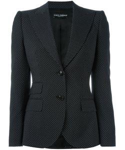 Dolce & Gabbana | Polka Dot Blazer 40 Virgin