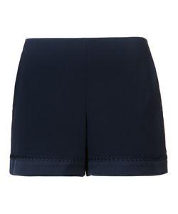 Trina Turk | Stitched Hem Shorts