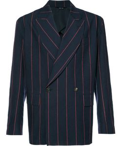 Vivienne Westwood | Man Boxy Striped Jacket Virgin