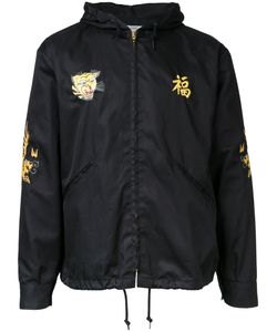 Gold | Vietnam Hooded Jacket Small Cotton